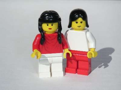LEGO Pop Groups
