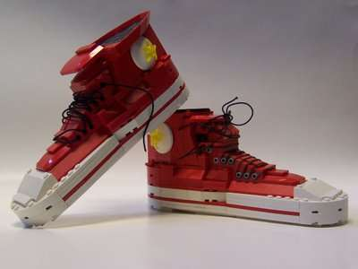 Unwearable Art Shoes