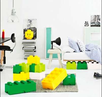 Storage Building Blocks