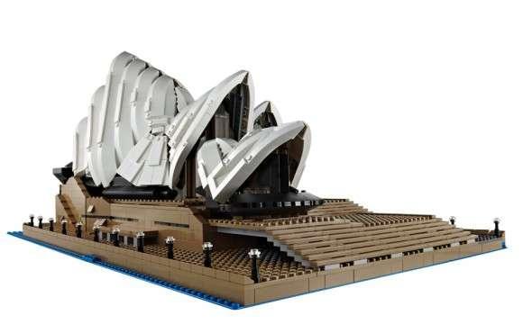 Building Block Landmark Toys