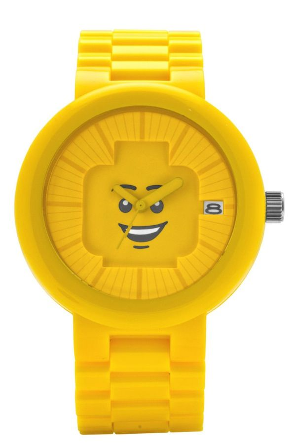 Self-Constructed Toy Watches