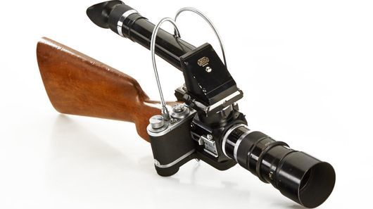 Rifle-Inspired Cameras