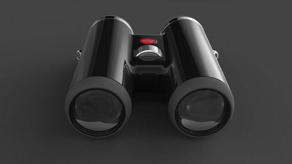 Streamlined Mod Binoculars