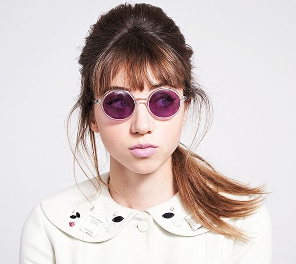 Femininely Retro Eyewear