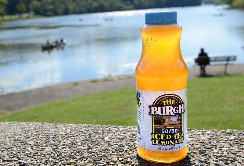 Park-Promoting Ice Teas