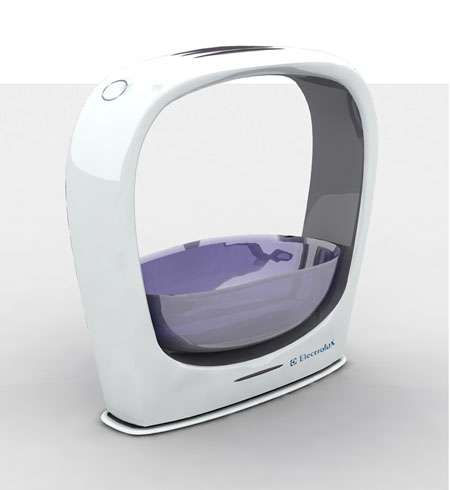Microwave Washing Machines