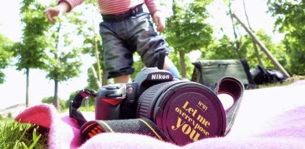 Personalized Lens Caps