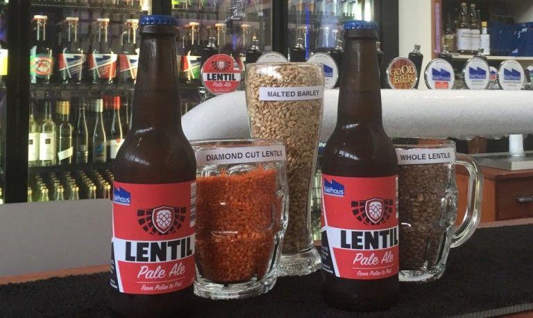 Milled Lentil Beers