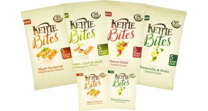 Wholegrain Lentil Snacks