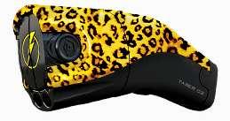 Leopard Print Taser