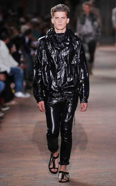 Garbage Bag Menswear