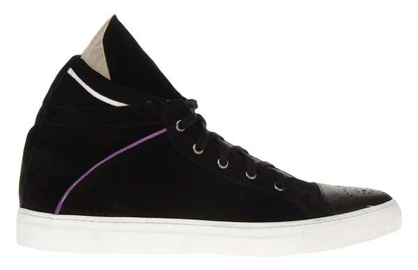 Les Hommes SS 2011 High-Top Sneakers