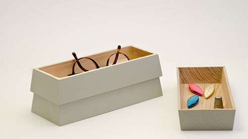 Insect-Inspired Storage Boxes