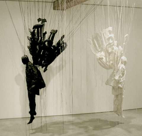 Suicidal Art Installations