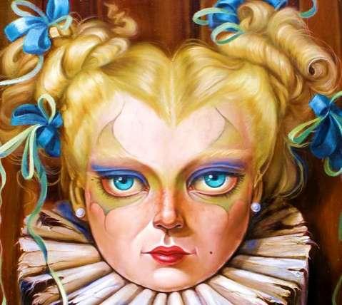Unsettling Circus Art