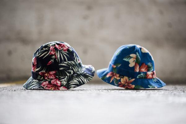 Funky Floral Headwear
