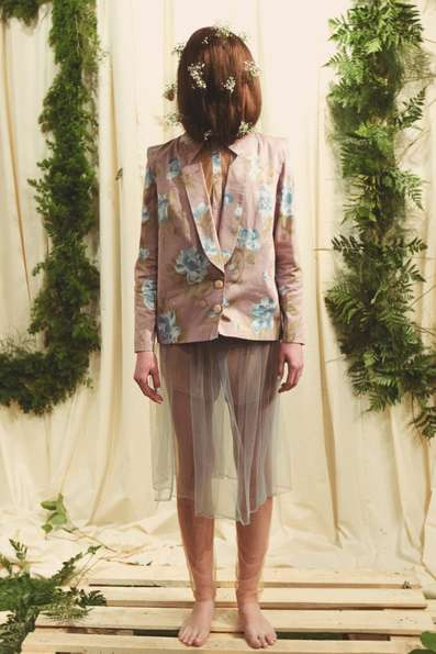Dreamy Woodland Lookbooks