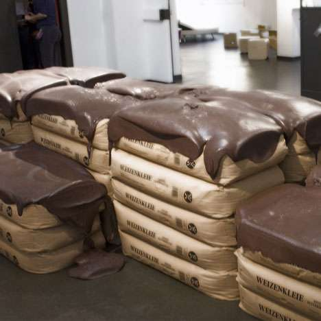 Chocolate-Covered Sofas