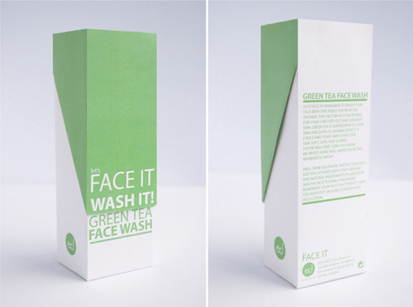 Exclamatory Skincare Packaging