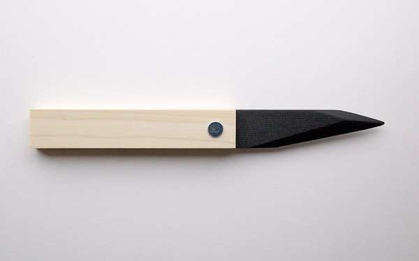 Pulp-Made Paper Knives