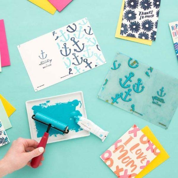 Letterpress At-Home Kits