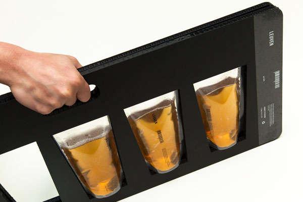 Bagged Booze Branding