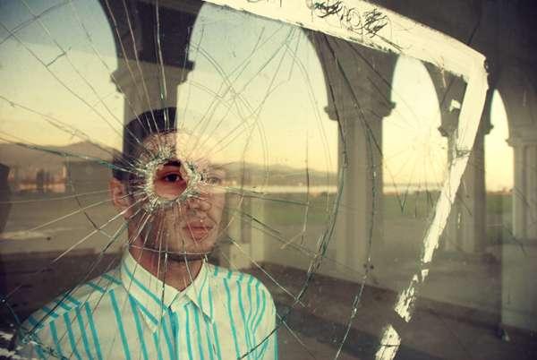 Bullet Peephole Photography