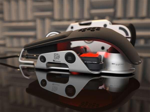 Ergonomic Adjustable Peripherals