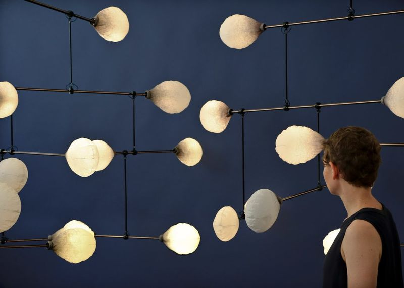 Balanced Lighting Mobiles
