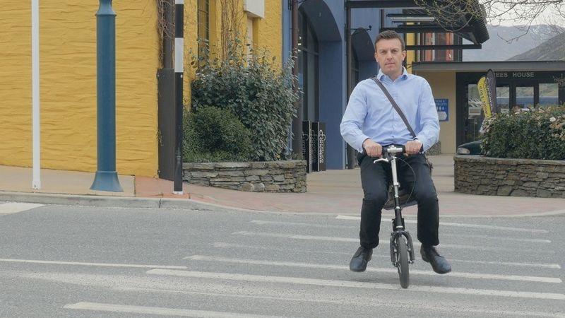 Folding Balance Bikes