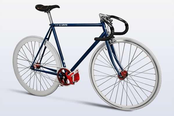 Jean-Inspired Bikes