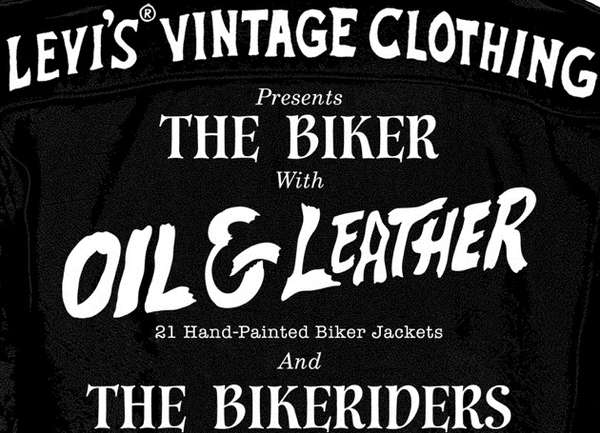 Levi's Vintage Clothing: The Biker