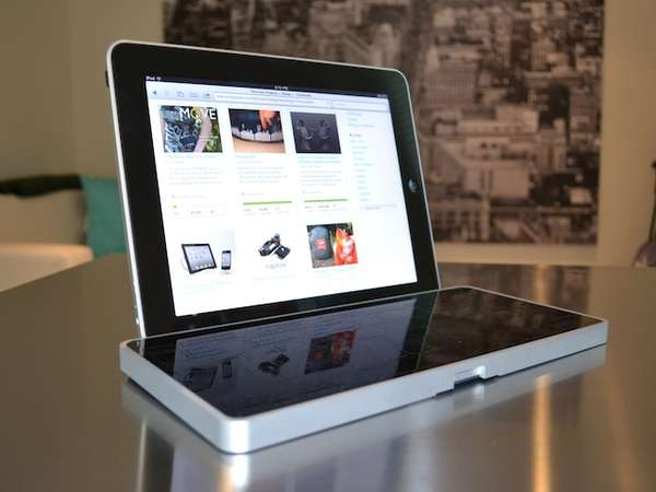 Retractable iPad Keypads