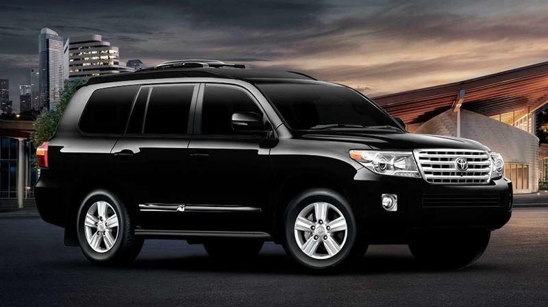2015 Toyota Suv >> Luxurious Armored SUVs : Lexani