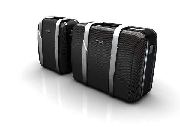 Sportscar Suitcases