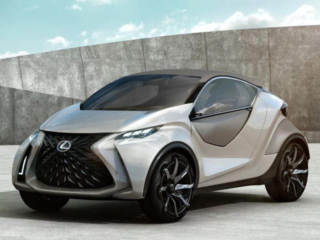 Exotic Car Brands >> Pint-Sized Luxury Cars : Lexus LF-SA