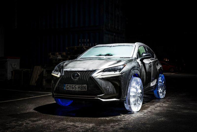 Ice Wheel Luxury Vehicles