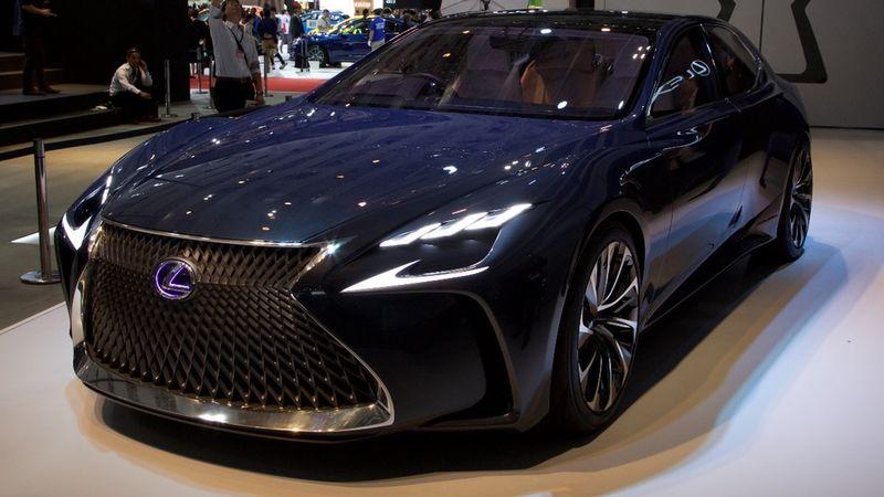 Flagship Concept Sedans
