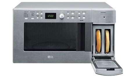 Combination Microwave Toasters