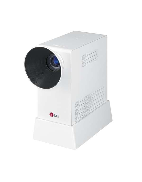 LG Portable LED Projector