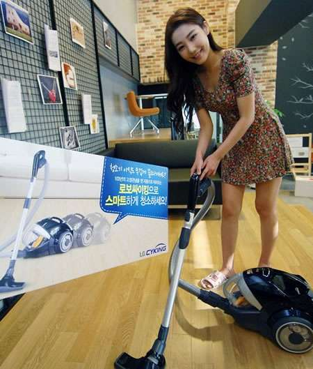 Self-Tailing Vacuums