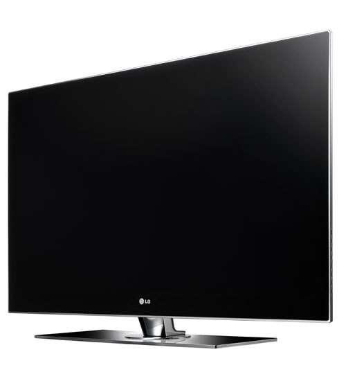 Border-Free TVs