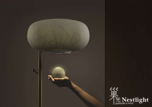 Li-Xuan Sun Nest Light