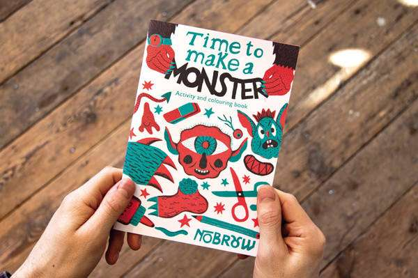 Monstrous Kiddie Reads