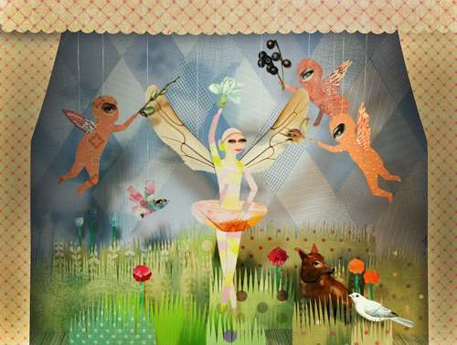 Fantastical Diorama Photography