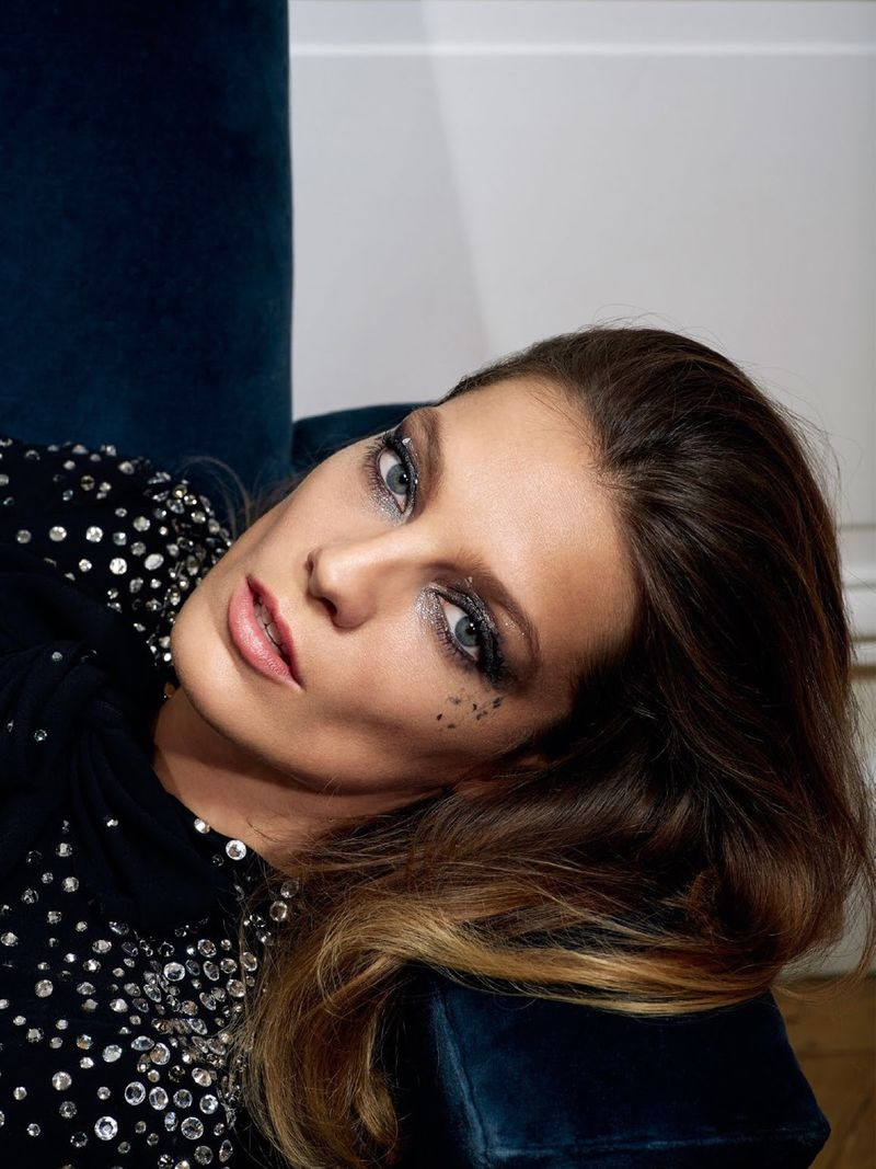 Luxe Lounging Editorials