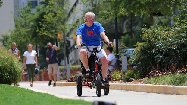 Versatile Electric Trikes