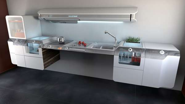 Modular Streamlined Cookeries
