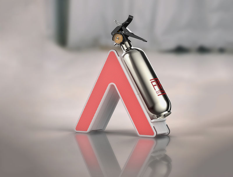Illuminated Fire Safety Accessories