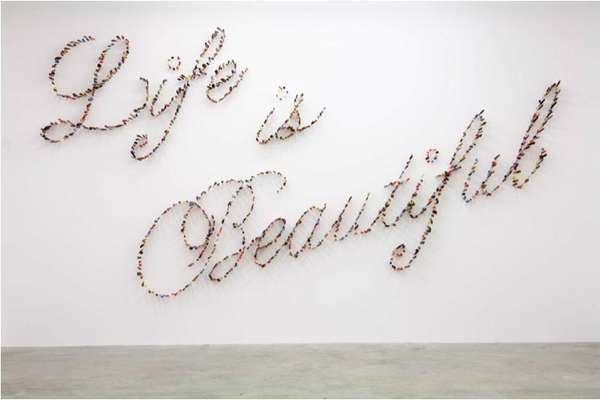 Life is Beautiful by Farhad Moshiri